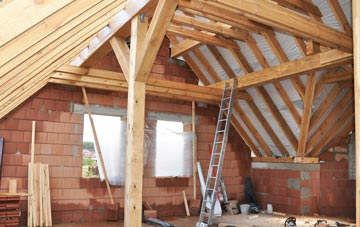 Hollandstoun attic trusses