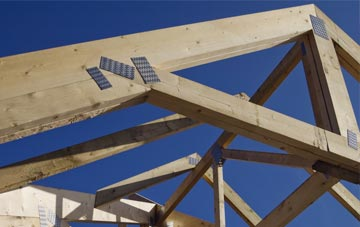 Hollandstoun roof trusses for new builds and additions